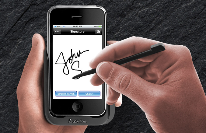 Bella FSM Electronic Signature Capture