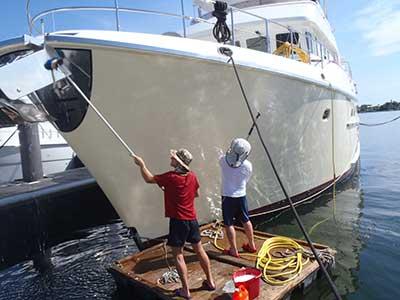 Boat Detailing Software