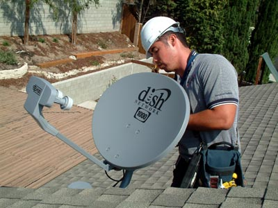 Satellite Dish Installation Software