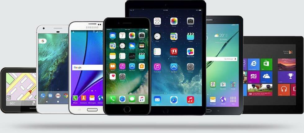 Bella FSM Mobile Devices